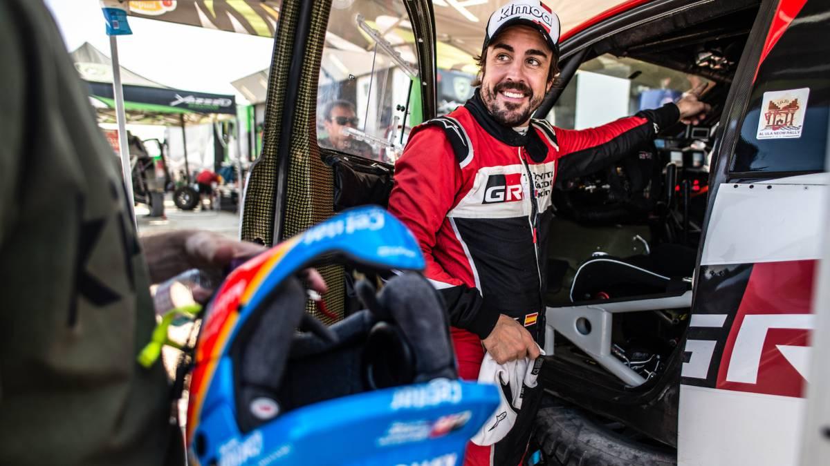 gafas de sol de fibra de carbono Fernando Alonso