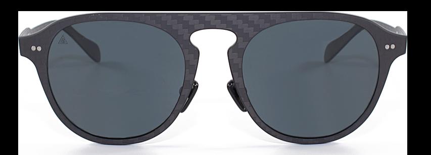 gafas de sol black en fibra de carbono