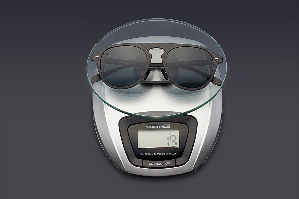 gafas de fibra de carbono gafas de sol