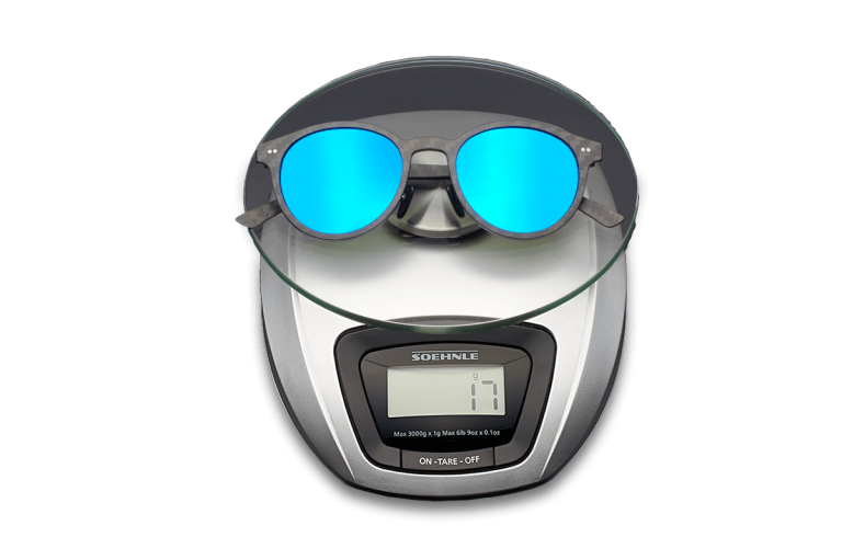 Gafas de sol fibra carbono