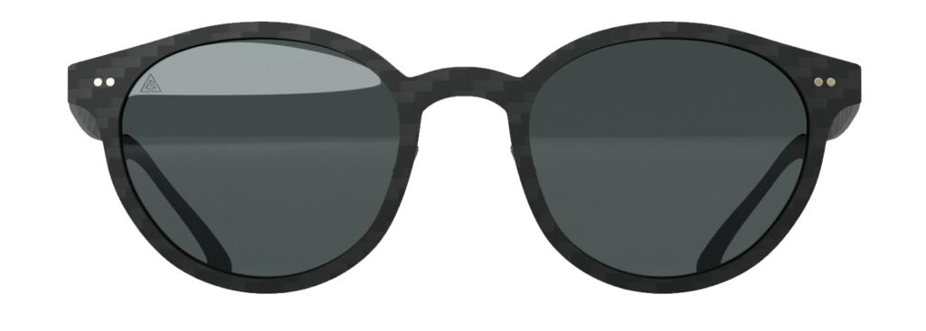 Gafas de sol Graffit Selfie Black. Fibra de carbono, cristales polarizados, filtro UV-400.